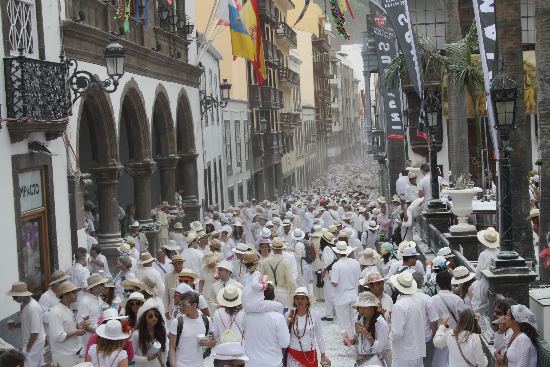 Resultado de imagen de Gobierno y Ayto. La Palma coordinan la seguridad del Día de Los Indianos