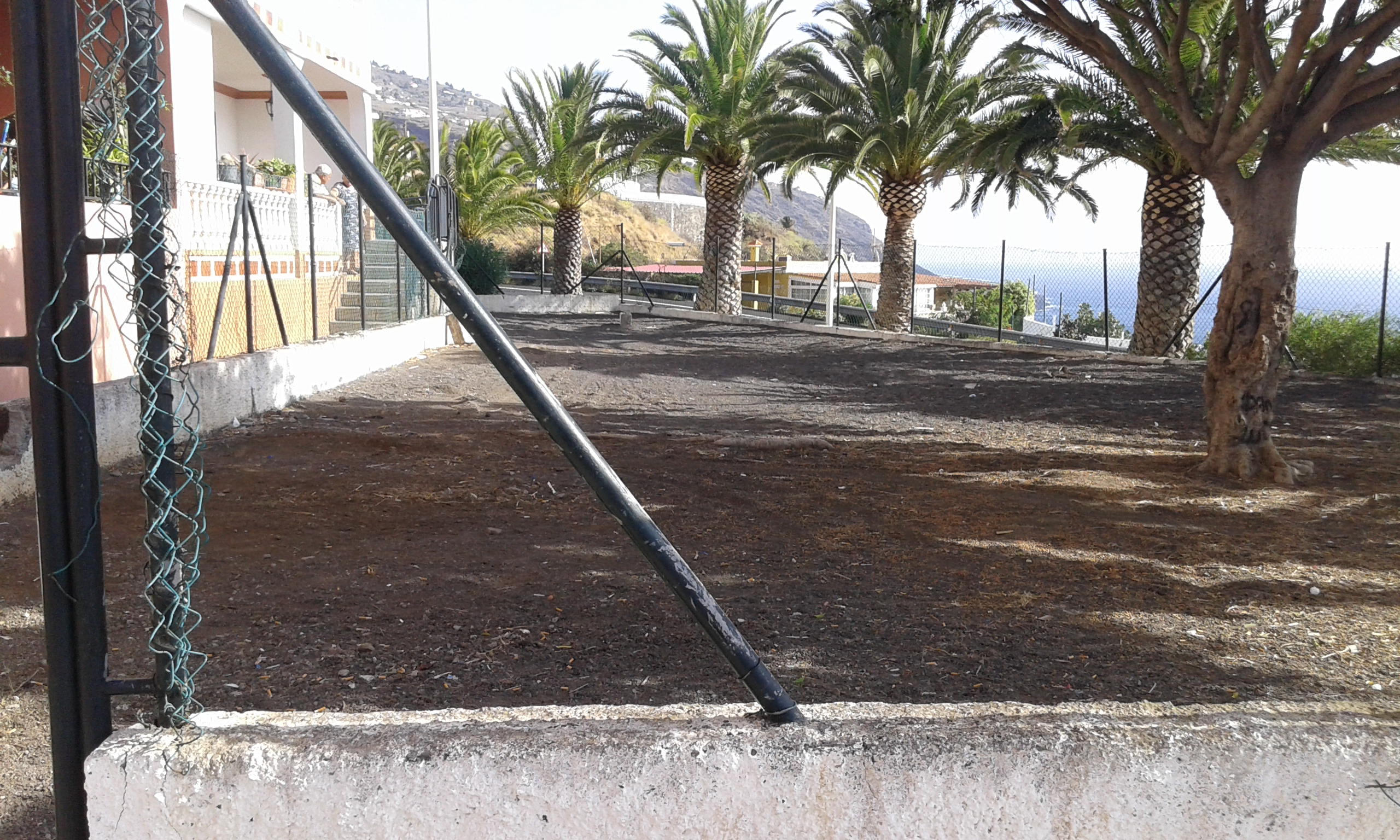 El ayuntamiento de santa cruz de la palma recupera los - Parques infantiles en santa cruz de tenerife ...