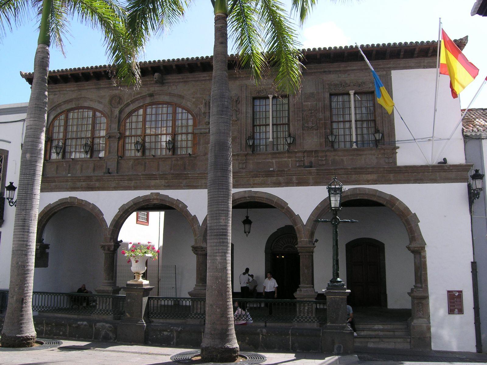 Casas consistoriales ayuntamiento de santa cruz de la palma - Casas rurales en santa cruz de la palma ...