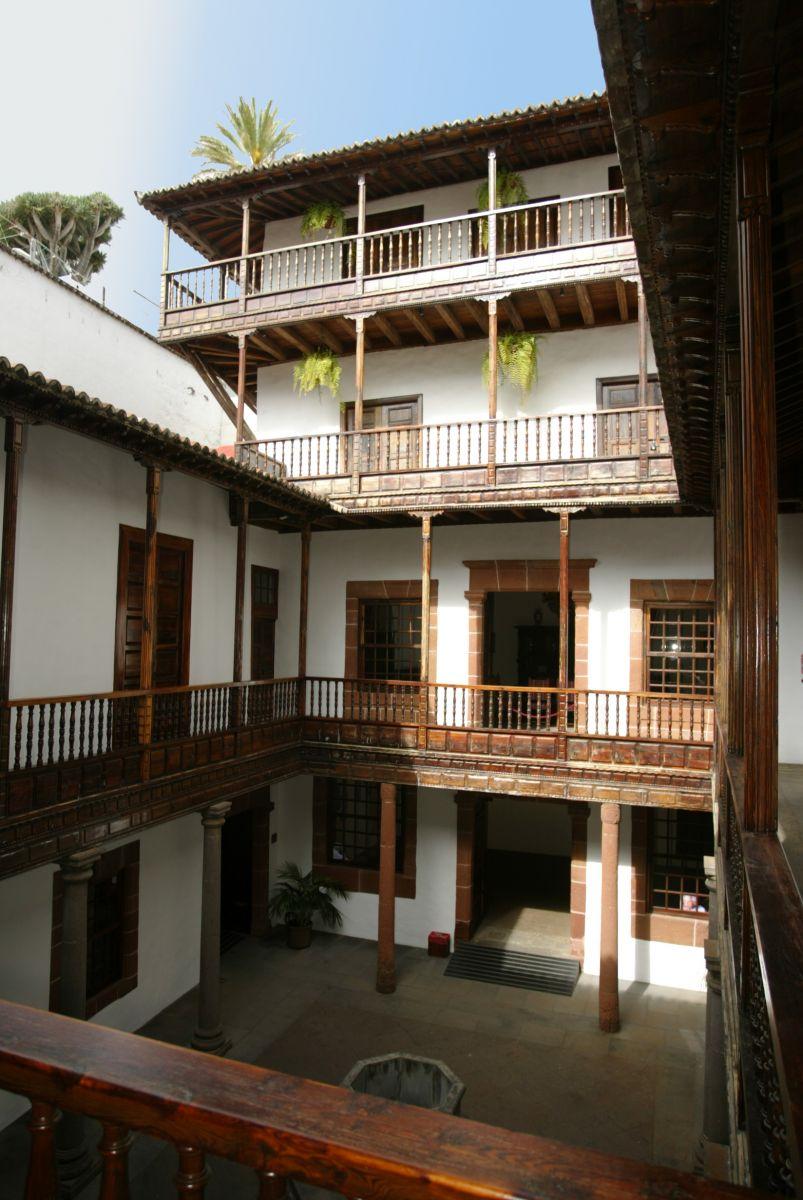 Casa principal de salazar ayuntamiento de santa cruz de la palma - Casas rurales en santa cruz de la palma ...