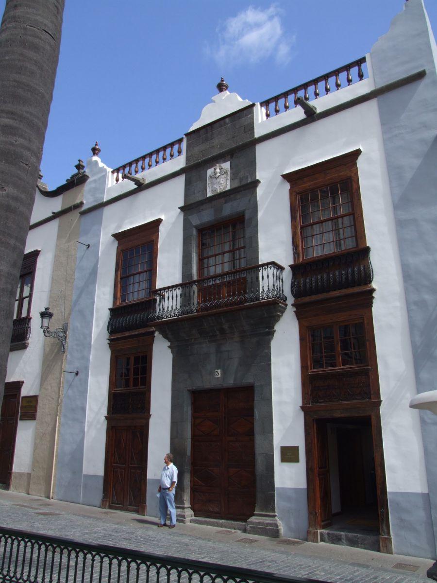 Casa massieu tello de eslava ayuntamiento de santa cruz de la palma - Casas rurales en santa cruz de la palma ...